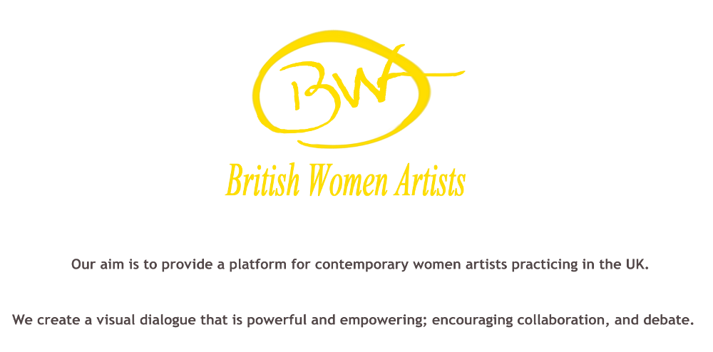 Mission Statement: Platform for contemporary women artists in UK